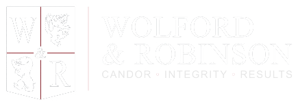 Wolford and Robinson Law Firm in Chattanooga Logo